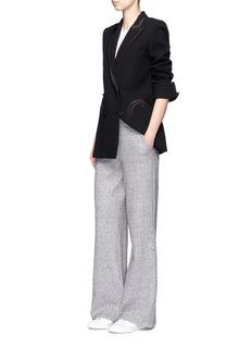 Blazé Milano'Everyday Resolute' wool crepe blazer