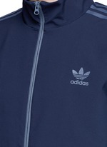 'ADC Deluxe' triple stripe track jacket