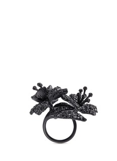 VALENTINO Glam garden party ring