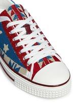 Beaded star sneakers