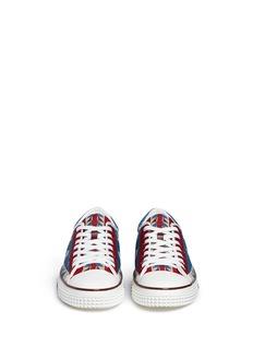 ValentinoBeaded star sneakers