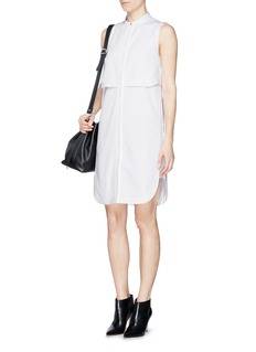 PROENZA SCHOULERLayered bodice piqué dress