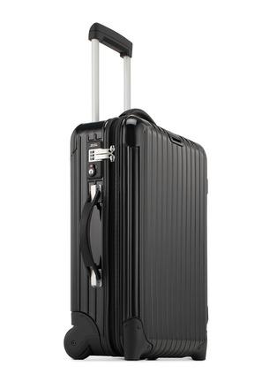 - RIMOWA - Salsa Deluxe Cabin Trolley IATA (Black, 35-litre)