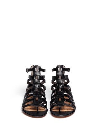 Figure View - Click To Enlarge - Sam Edelman - Beck gladiator flat sandals