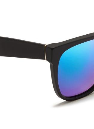 细节 - 点击放大 - SUPER - CLASSIC哑面镜框太阳眼镜