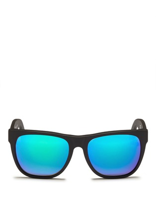 首图 - 点击放大 - SUPER - CLASSIC哑面镜框太阳眼镜