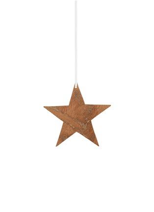 Main View - Click To Enlarge - Shishi As - Cinnamon star Christmas ornament
