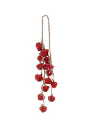 Main View - Click To Enlarge - Shishi As - Bell garland Christmas ornament
