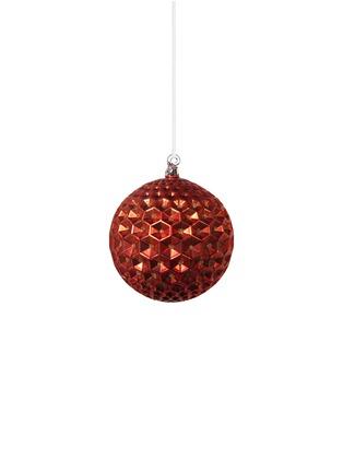 Main View - Click To Enlarge - Shishi As - Hexagonal ball Christmas ornament