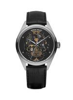 Motor Skull 151 Darkside skeleton watch