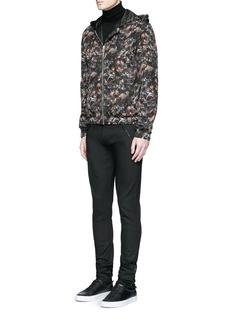 GivenchyMonkey print windbreaker jacket