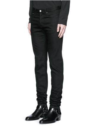 Givenchy-'Rico' back strap skinny jeans
