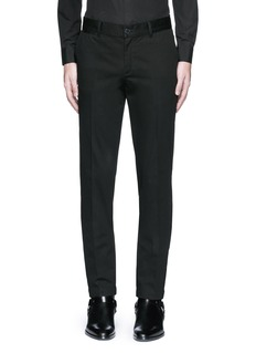 Givenchy Slim fit cotton chinos