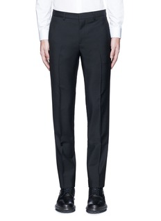 Givenchy Tuxedo stripe wool-Mohair pants