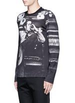 'James Dean' print T-shirt