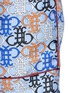 Detail View - Click To Enlarge - Emilio Pucci - Monogram print silk pyjama shorts