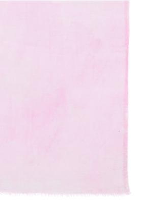 Franco Ferrari-'Danao' hand painted silk-modal scarf