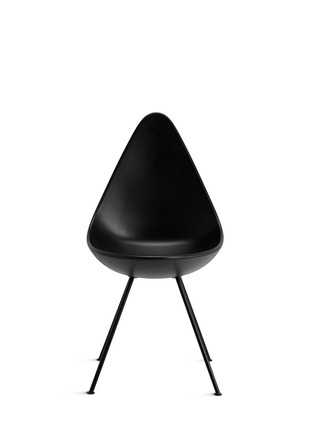 Main View - Click To Enlarge - Republic of Fritz Hansen - Drop leather chair