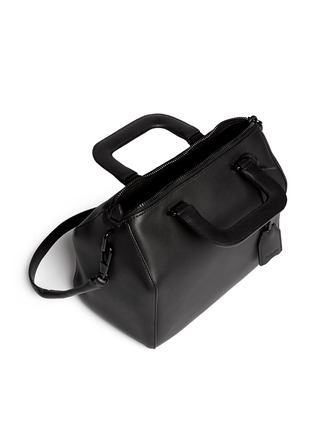 Detail View - Click To Enlarge - 3.1 Phillip Lim - 'Wednesday' small leather Boston satchel