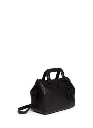 Front View - Click To Enlarge - 3.1 Phillip Lim - 'Wednesday' small leather Boston satchel