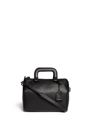 Main View - Click To Enlarge - 3.1 Phillip Lim - 'Wednesday' small leather Boston satchel