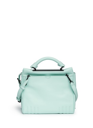 Back View - Click To Enlarge - 3.1 Phillip Lim - 'Ryder' small leather satchel