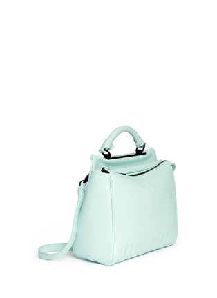 Front View - Click To Enlarge - 3.1 Phillip Lim - 'Ryder' small leather satchel