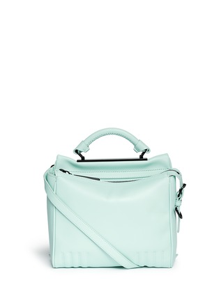 Main View - Click To Enlarge - 3.1 Phillip Lim - 'Ryder' small leather satchel