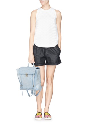 - 3.1 Phillip Lim - 'Pashli' grainy leather backpack