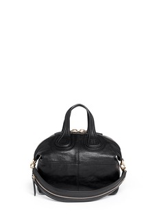 GIVENCHY 'Nightingale Zanzi' small leather bag
