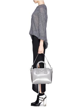 - Givenchy - 'Antigona' Small Leather Bag