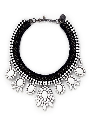Main View - Click To Enlarge - Venessa Arizaga - 'Dance all night' necklace