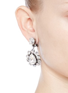 Venessa Arizaga 'Natural Mystic' Swarovski crystal earrings