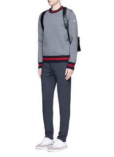 Moncler Cotton French terry sweatpants
