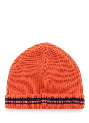 Figure View - Click To Enlarge - Scotch & Soda - Cotton beanie