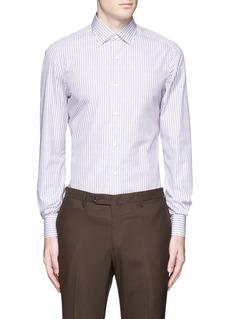 ISAIA'Parma' stripe cotton shirt