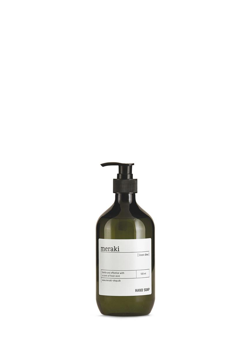Linen dew hand soap 500ml by Meraki