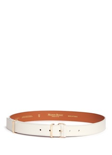 Maison Boinet Cowhide leather belt