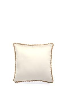 EtroVelair Doyen large sateen cushion