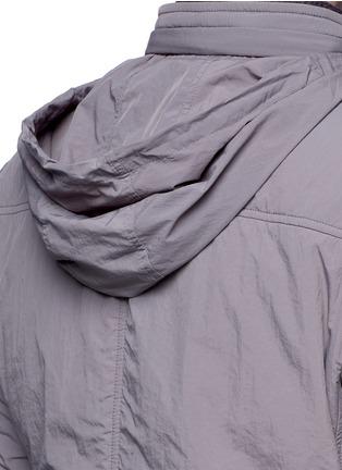 - Lardini - Reversible field jacket blazer