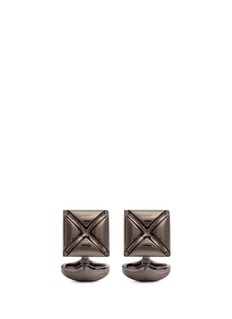 Babette WassermanOrigami star cufflinks