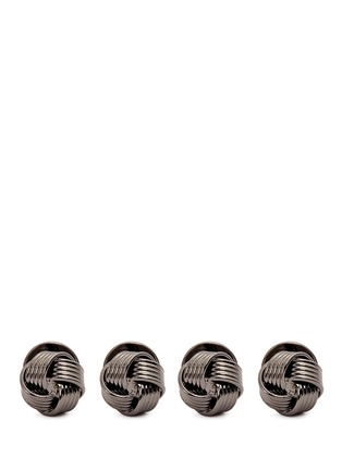Main View - Click To Enlarge - Babette Wasserman - Knot stud set