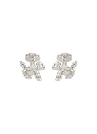Main View - Click To Enlarge - Babette Wasserman - Balloon monkey cufflinks