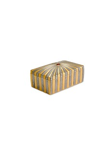 L'ObjetVoyage d'Or 10th anniversary rectangle box