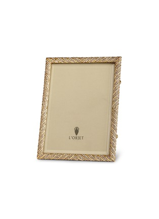Main View - Click To Enlarge - L'Objet - Deco Twist 8R photo frame