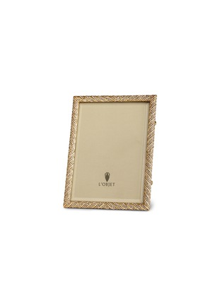 Main View - Click To Enlarge - L'Objet - Deco Twist 5R photo frame