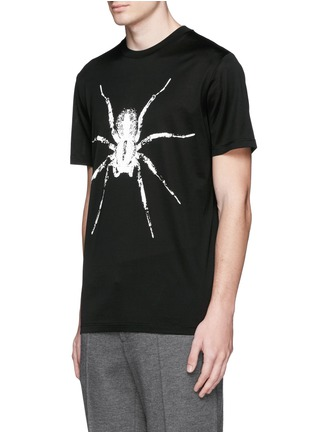 Lanvin-Spider print T-shirt