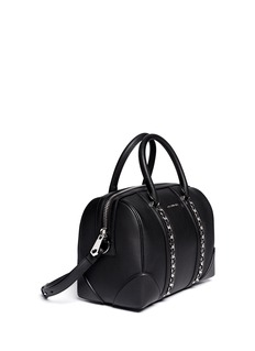 GIVENCHY Lucrezia medium chain leather duffle