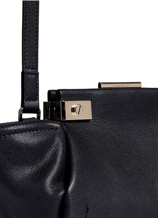 Detail View - Click To Enlarge - Lanvin - 'Trilogy' mini crossbody bag