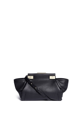 Main View - Click To Enlarge - Lanvin - 'Trilogy' mini crossbody bag